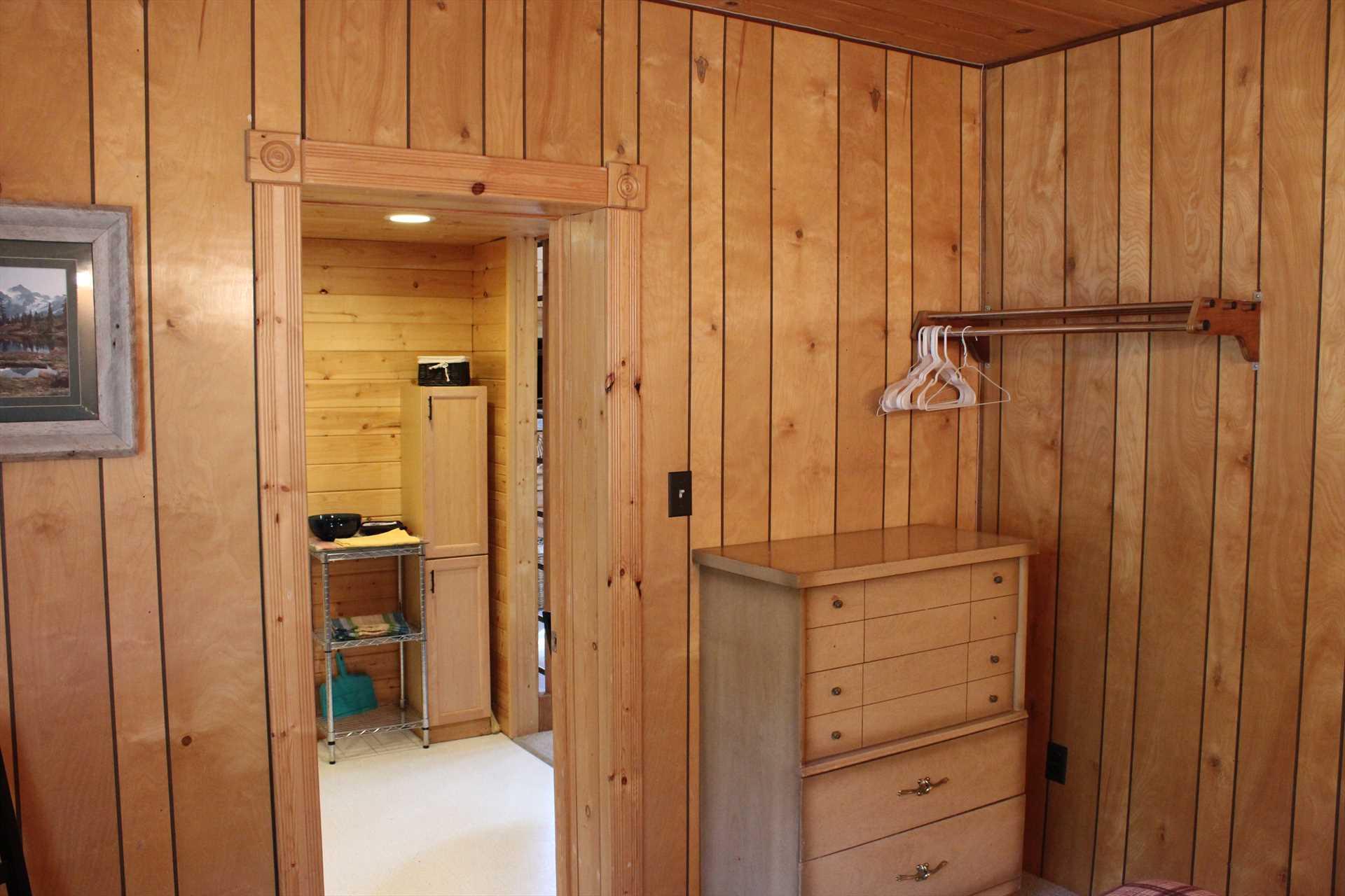 Dresser in East Bedroom