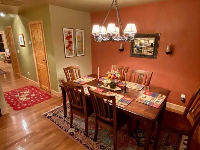 Dining Room Toward Kitchen
