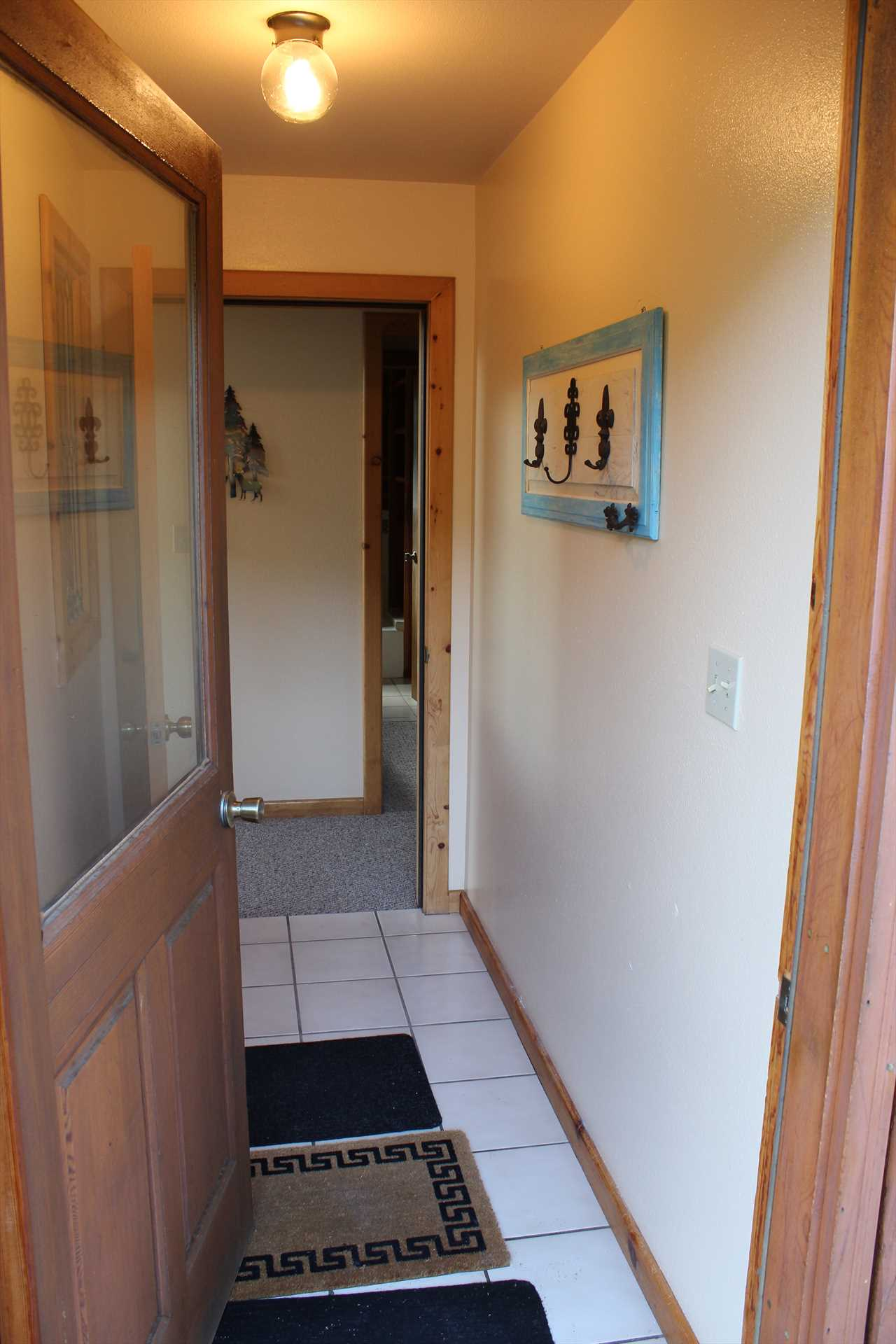 Entry Way from Front Door