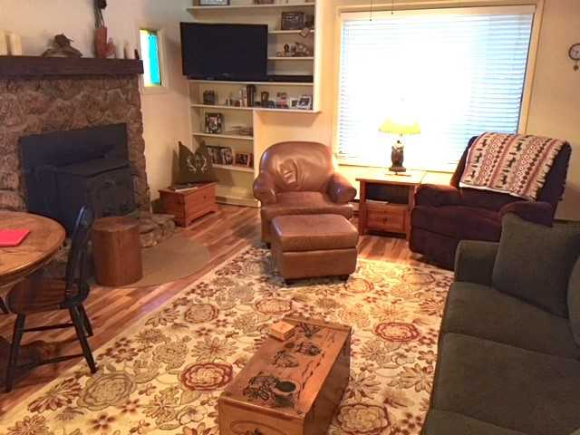 Great Seating Area in the Living Room