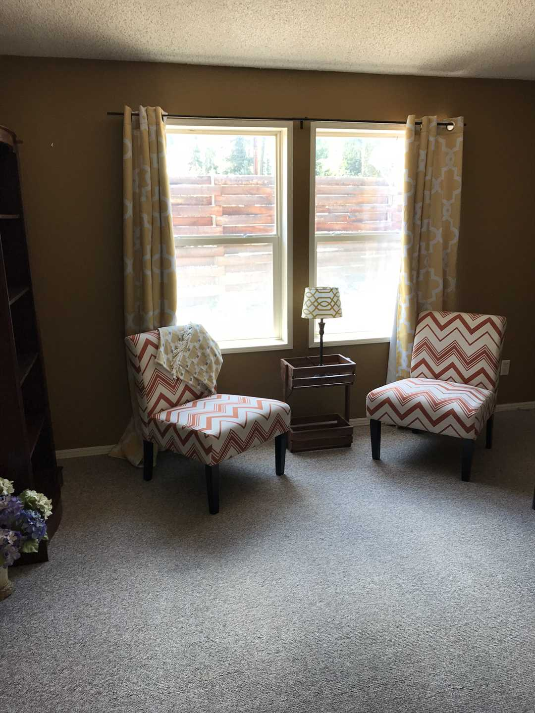 Chairs in Office Bedroom