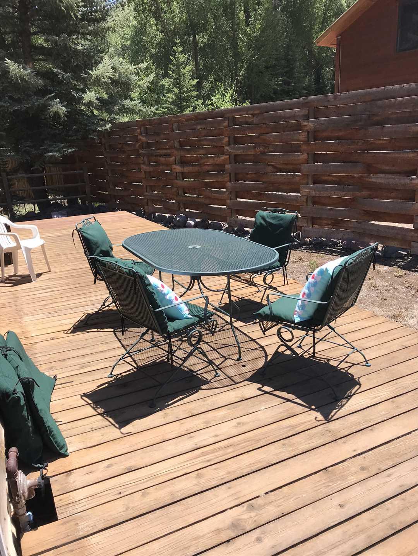 Great Outdoor Deck