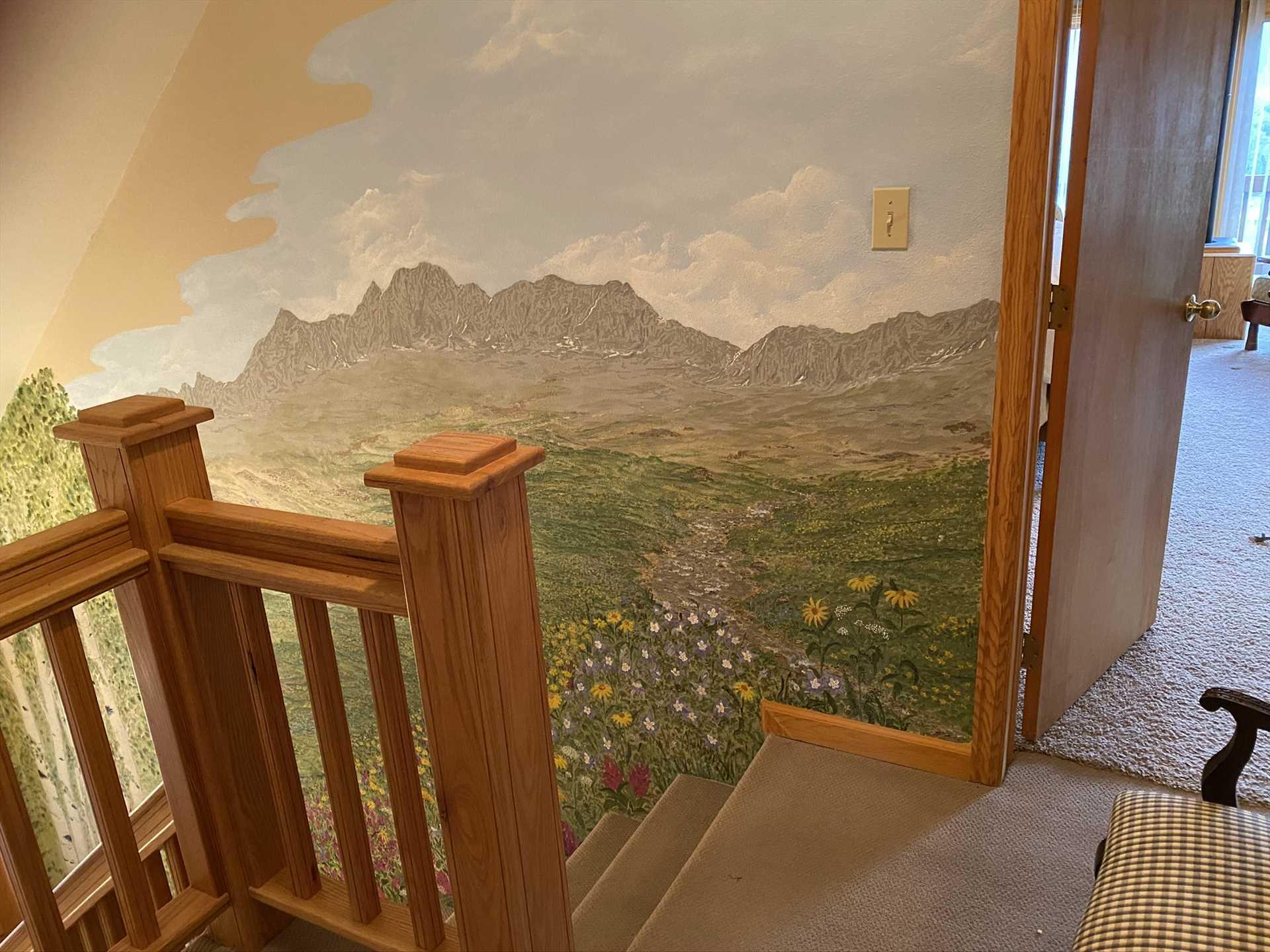 Mural of American Basin