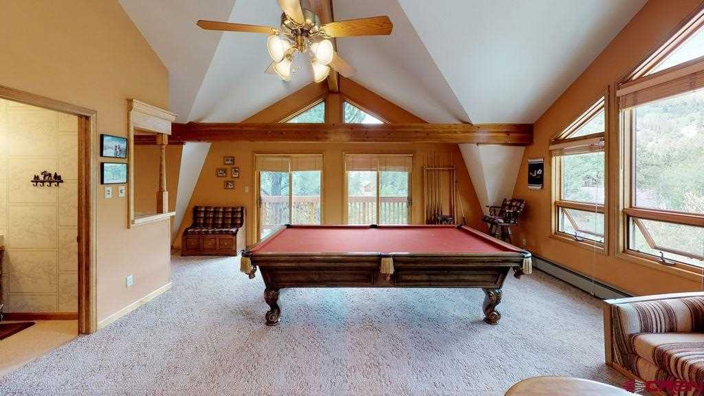 Game Room with Views from Every Window