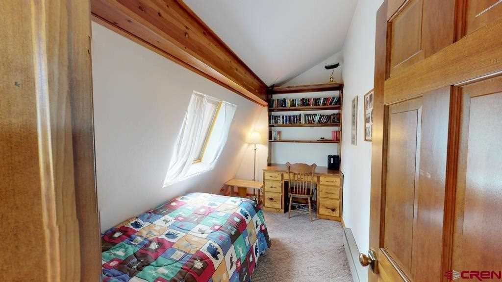 Twin Bedroom off Game Room