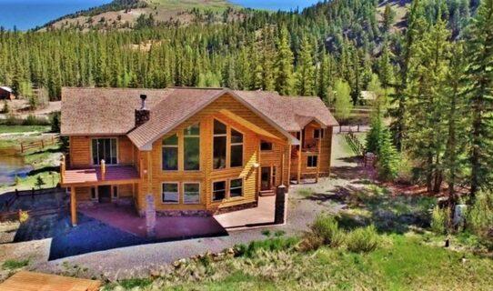 Southwest Colorado lakefront property